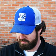 TUPPs trucker hats come in three colors. Support local brewers!