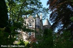 Knock Castle luxury Perthshire hotel, from http://www.beyond-london-travel.com/Best-Hotels-in-Scotland.html