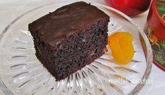 mutfak gazetesi: Kakaolu Elmalı Kek