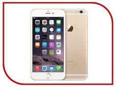 Сотовый телефон APPLE iPhone 6S - 128Gb Gold MKQV2RU/A  — 46979 руб. —