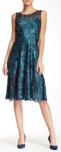 KOMAROV | Sleeveless Dress |  Sponsored by Nordstrom Rack.