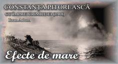 Constanţa de odinioară...: EFECTE DE MARE - Reconstituire - Ioan Adam Movies, Movie Posters, Art, Art Background, Films, Film Poster, Kunst, Cinema, Movie