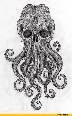 татуировки ктулху - Поиск в Google