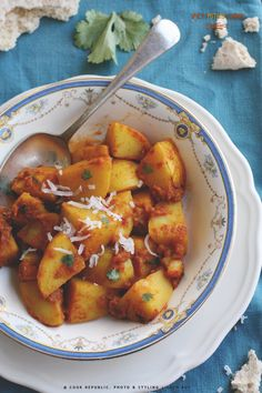Spicy Potato Curry