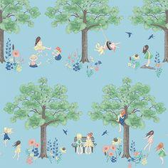 Hawthorne Threads - Meadowlark - Dreaming Tree in Spring