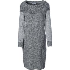Calvin Klein Womens 2 Tone Cowl Neck Dress White Small >>> You can find more details by visiting the image link.