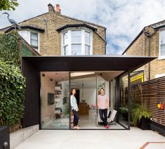 Image 1 of 41 from gallery of Acute Intervention / David Stanley Architects + Romy Grabosch. Photograph by Juliet Murphy House Extension Design, Extension Designs, Glass Extension, Rear Extension, Building Extension, Extension Ideas, Exterior Solutions, House Extensions, Cladding