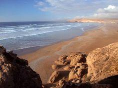 Essaouira coast, Morocco