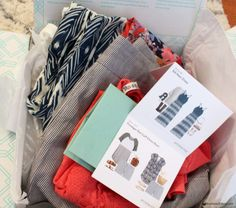 Stitch Fix June 2015 unboxing, review, and video