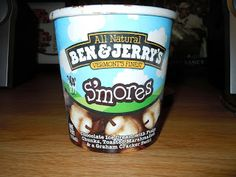 Eating Every Ben and Jerry's Ice Cream Flavor: S'mores!!!