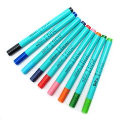 Berol Colour Fine Felt Tip Pens