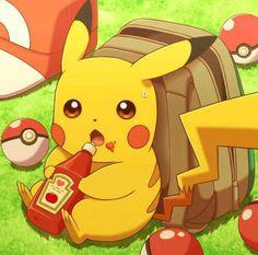 Pikachu pokemon Gotta Catch 'Em All! Pikachu Kunst, Pikachu Art, Cute Pikachu, Pokemon Legal, Cool Pokemon, Pokemon Fan, Pokemon Stuff, Pichu Pikachu Raichu, Bulbasaur