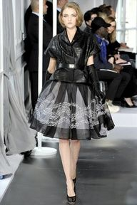 Runway lusciousness   www.myLusciousLife.com - Dior Haute Couture S/S 2012