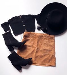 Look com saia e cuturno - Simples - Teen Fashion Outfits, Outfits For Teens, Trendy Outfits, Fall Winter Outfits, Spring Outfits, Spring Dresses, Vetement Fashion, Teenager Outfits, Outfit Goals