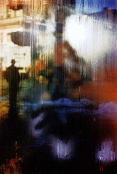 Saul Leiter -- his marvellous oblique, strange and provisional photographs always manage to look as if they were taken with the greatest reluctance...