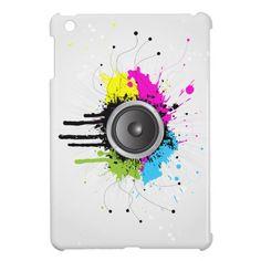 Funky Sounds iPad Mini Cases