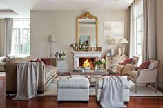 Las mejores ideas para decorar chimeneas de leña http://blgs.co/JZcZ10