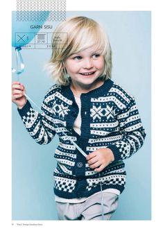 Tema 38 norske ikoner barn by SANDNES GARN - issuu