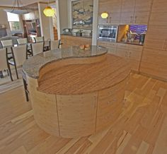 Good Unique Kitchen Design That Mimics Swiss Army Knife System   Shaping  Silestone   Interior Design   Pinterest   Knives, Swiss Army And Kitchen  Designs Home Design Ideas