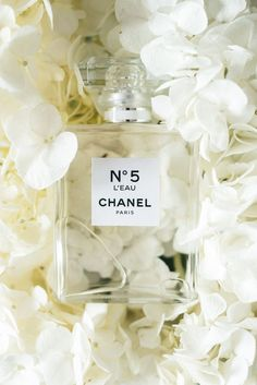 What You Don't Know About the New Chanel N°5 L'EAU #Fragrance