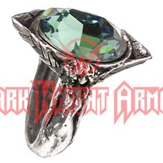 Absinthe Fairy Spirit Crystal Ring - AG-R120 from Dark Knight Armoury
