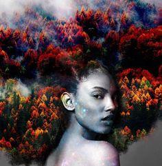 Hair art afro black girls new Ideas Black Girl Art, Black Women Art, Black Girl Magic, Art Girl, Black Man, Black Girls, Natural Hair Art, Pelo Natural, African American Art