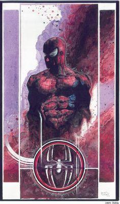 Spider-Man by James Dubay °°