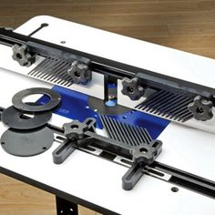 Cnc router fence first time ive heard of this pricey but very this router table accessory kit includes three plate inserts with various bit openings for no tip stability as well as three featherboards for better keyboard keysfo Gallery