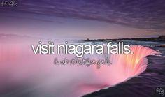 Bucket List: Visit Niagara Falls & Stay at Great Wolf Lodge #niagara #greatwolflodge