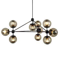 Replica Jason Miller Modo Chandelier - 10 Bulb | Sokol Designer Furniture