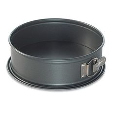 Nordic Ware Leakproof Springform Pan, 10 Cup, 9 Inch - This professional weight formed metal bakeware is a wonderful addition to any kitchen. Non-stick coated, it allows for easy-release and effortless clean up. Designed for cheesecakes and other desserts the smooth locking mechanism and tight seal make this pan simple to use. Reliable and long lasti...