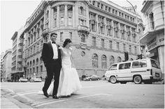 Sofia & Roman Johannesburg wedding at the Rand Club | urban city wedding | bride & groom  | Stella Uys Photography