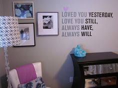quote for kids wall