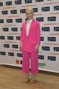 La cantante Soraya, Premio a la Excelencia Picota del Jerte 2017.