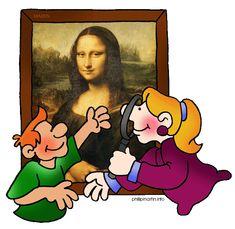 Leonardo da Vinci - Free Art Games & Activities for Kids