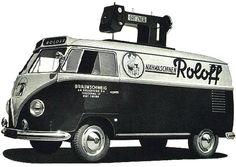 Volkswagen Kombi - Roloff