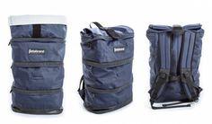 Navy Cornucopia Bag - Betabrand