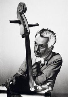 Self Portrait- Man Ray