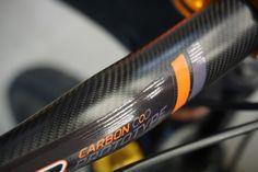 Hope Tech goes orange, shows new hubs, brakes, cassette and much more - Bikerumor Orange Show, Bike Components, Carbon Fiber, Mtb, Touring, Objects, Carbon Fiber Spoiler