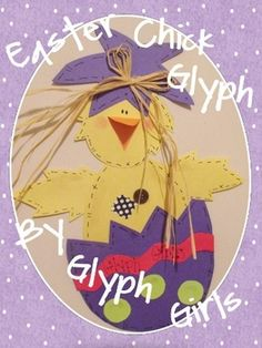 Integrate math and art with this super fun Easter glyph project by the Glyph Girls! Your students will LOVE it and your bulletin board will be prec...