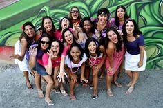 Bloco formado por mulheres faz ensaios abertos até o Carnaval