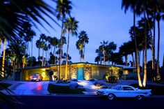 265 Best Palm Springs Mid Century Modern Architecture