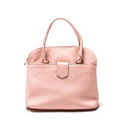 Anna Luchini Leather Handbag, Pink