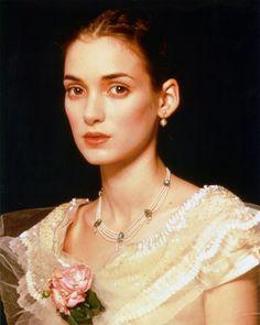 """Winona Ryder en """"La Edad de la inocencia"""" (The Age of Innocence), 1993"""