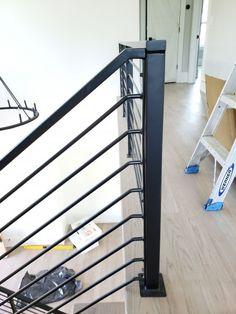 Watson Steel & Iron Works | Railing Pipe Railing, Cable Railing, Steel Stairs, Steel Railing, Porch Railing Kits, Decorative Panels, Welding Projects, Window Coverings, Stairways