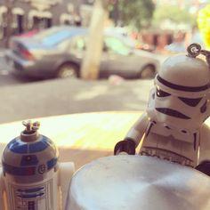 Breakfast  #legogram #lucas #lucasfilm #starwars #stormtrooper #breakfast #swedishbreakfast #fika #r2d2 #lego #legostagram #legostarwars #legominifigures #starwarsfan #starwarsnerd #starwarsdaily #morning #sundaylunch #sundaymorning #cafe #coffee #coffeehouse #photooftheday #photoproject #instamood #instadaily by tinytravellers