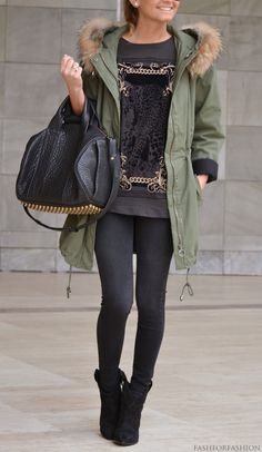 Must find that Jacket!   fashforfashion -♛ STYLE INSPIRATIONS♛