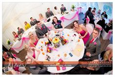 The wedding breakfast. Basingstoke wedding photographer. Hampshire.