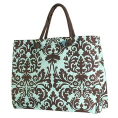 Damask Classic Juco Bag - Asst Colors