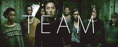 Team, The Walking Dead (GIF)